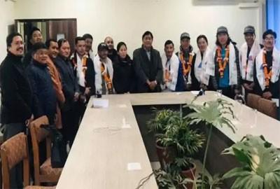 Nepal Mountaineering Association nominates Nirmal Purja as its Goodwill Ambassador