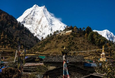 Trekking in Manaslu Region