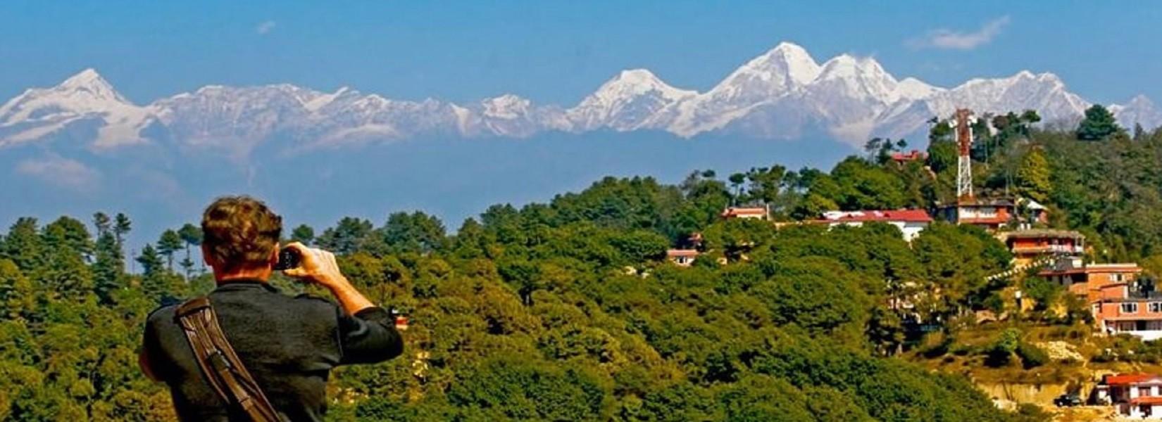 Chisopani-Nagarkot-Hiking