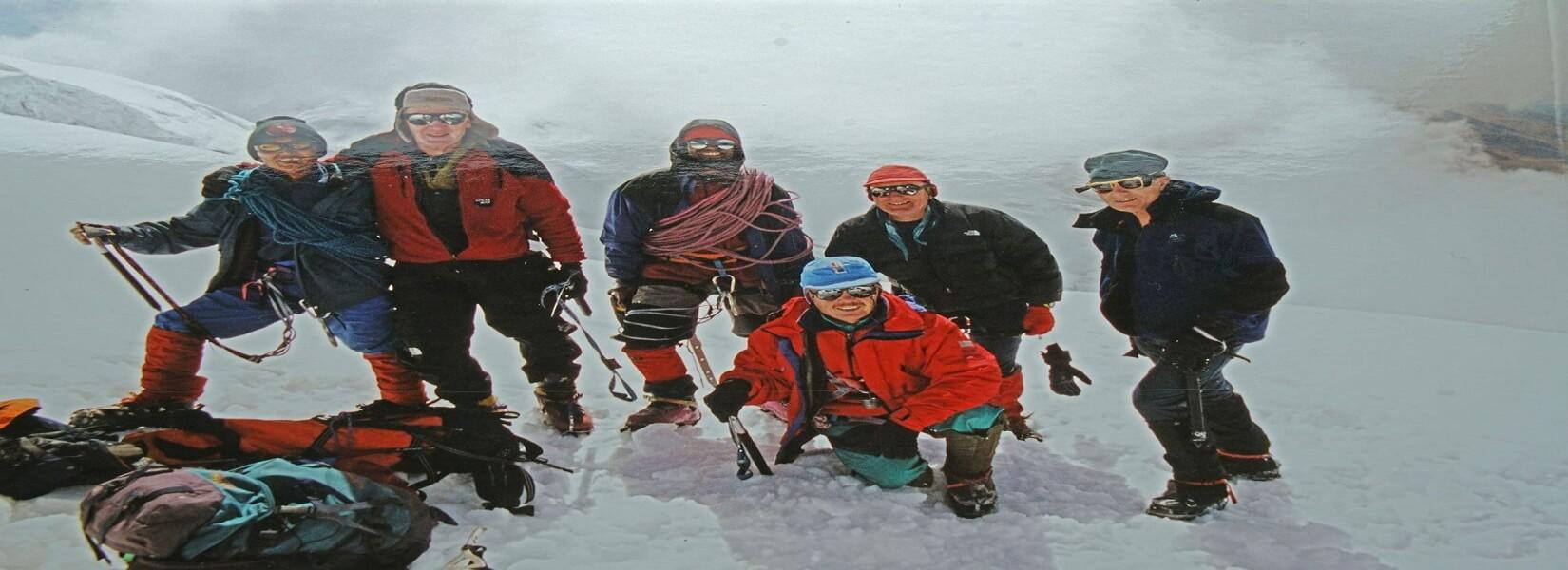 Chulu Far East Peak Trek