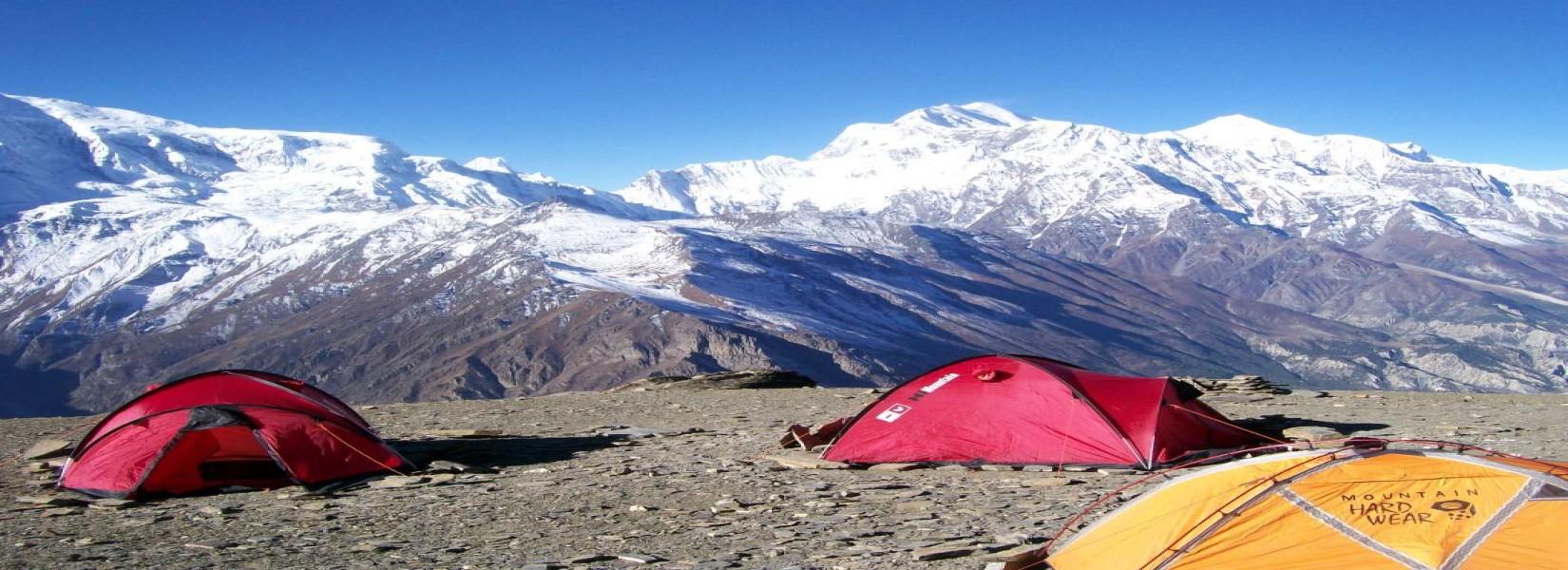 Pisang Base CampTrek