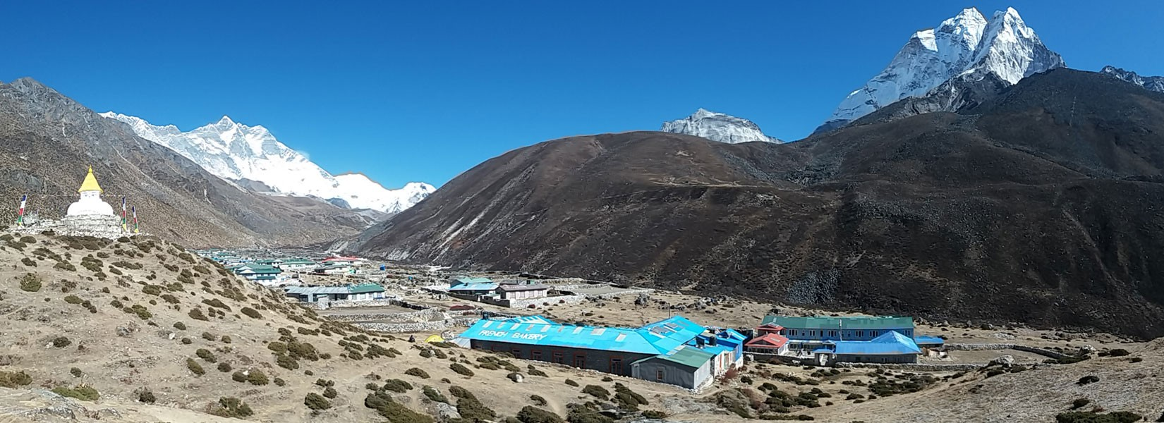 Everest Base Camp Bed and Breakfast