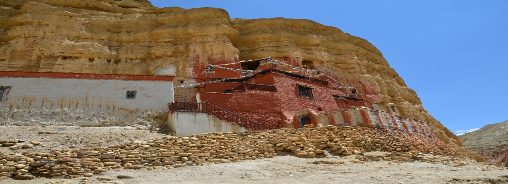 Upper Mustang Over Land Tour