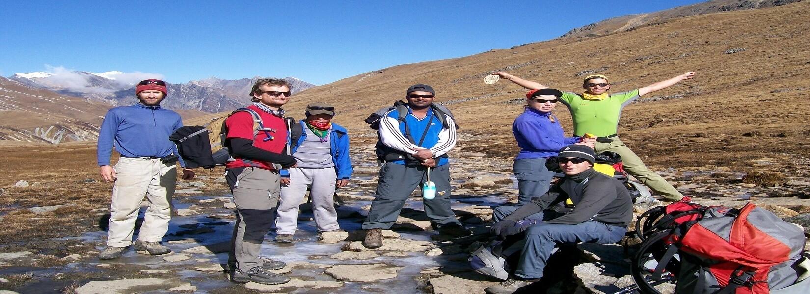 Wilderness Trekking in Nepal