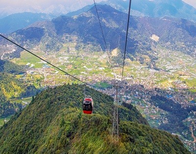 Chandragiri Hill Cable Car Day Tour