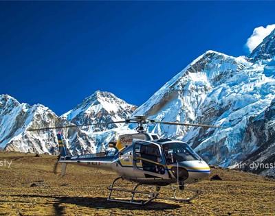 Everest view Heli Tour