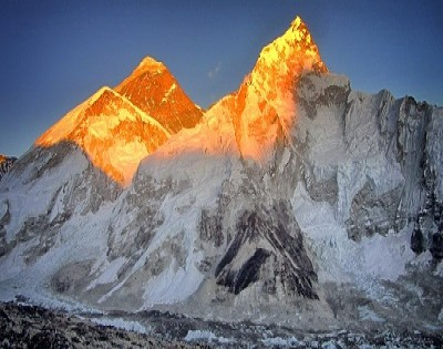 Sunrise With a Glance of Everest 3 Days