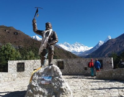 Three Pass Trekking